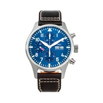 IWC Steel 43mm Automatic IW377714 pre-owned