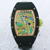 Richard Mille RM 037 Ceramic Green No numerals
