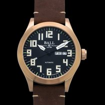 Ball Bronze Automatic Black 43mm new Engineer III