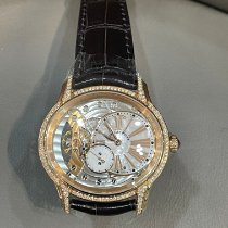 Audemars Piguet Millenary Ladies pre-owned 39.5mm Mother of pearl Rose gold