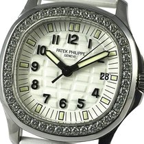 Patek Philippe 5067A-011 Steel 2006 Aquanaut 35.6mm pre-owned