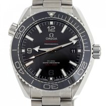 Omega Seamaster Planet Ocean Acier 43.5mm Noir