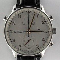 IWC Portuguese Chronograph Acier 41mm France, Bordeaux