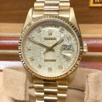 Rolex Day-Date 36 Yellow gold 36mm Gold No numerals United Kingdom, Wilmslow