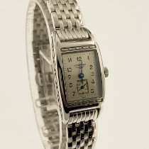 Longines BelleArti Steel 19mm Champagne Arabic numerals