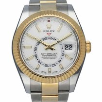 Rolex Sky-Dweller Steel 42mm White United States of America, New York, New York