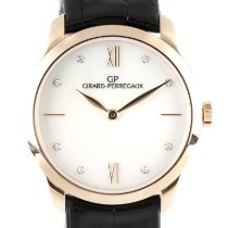 Girard Perregaux 1966 Or rouge 30mm Nacre