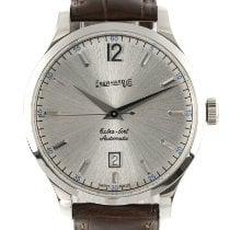 Eberhard & Co. Extra-Fort Steel 40mm Silver