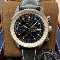 Breitling Navitimer World новые 2019 Автоподзавод Хронограф Часы с оригинальными документами и коробкой A24322