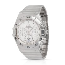 Omega Constellation pre-owned 36mm Silver Steel