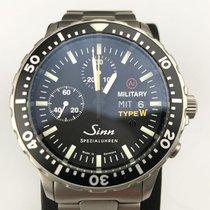Sinn 756 / 757 Acier 43mm