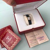 Cartier Tank Vermeil 20mm Blanco Romanos España, madrid
