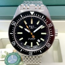 Ball Engineer Master II Skindiver Acero 43mm Negro Sin cifras