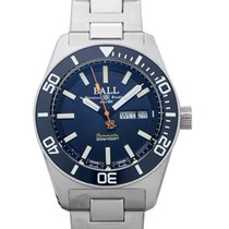 Ball Engineer Master II Skindiver new 2021 Automatic Watch with original box and original papers DM3308A-S1C-BE