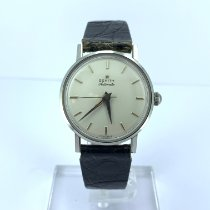 Zenith Steel Automatic White No numerals 34mm pre-owned