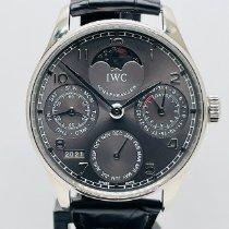 IWC White gold Automatic IW502218 pre-owned United Kingdom, Fareham