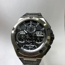 IWC IW379201 Titanium Ingenieur Perpetual Calendar Digital Date-Month 46mm pre-owned