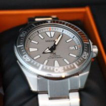 Seiko Prospex Steel 43.8mm Grey No numerals United Kingdom, Hartlepool