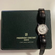 Frederique Constant pre-owned Automatic Silver