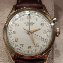 Vulcain pre-owned Manual winding 33mm White Plastic Not water resistant