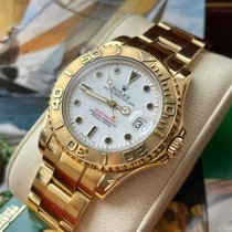 Rolex Yacht-Master 168628 Very good Yellow gold 35mm Automatic UAE, Umm Al Quwain