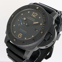 Panerai Luminor Submersible 1950 3 Days Automatic Carbon 47mm Black Arabic numerals United States of America, California, Los Angeles