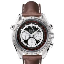 Omega Speedmaster Broad Arrow Ocel 44,25mm