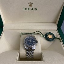Rolex Lady-Datejust Acier 31mm Noir France, Pamiers