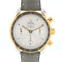 Omega 324.23.38.50.02.001 Or/Acier 2020 Speedmaster Ladies Chronograph 38mm occasion