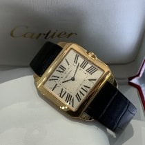 Cartier W2006951 Rose gold Santos Dumont 44.6mm pre-owned United States of America, New York, New York