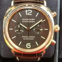Panerai Radiomir Chronograph Rose gold 40mm Brown United States of America, South Carolina, Aiken