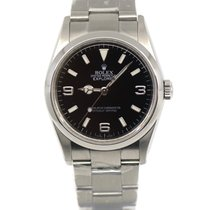 Rolex 114270 Steel 2003 Explorer 36mm pre-owned United States of America, New York, New York