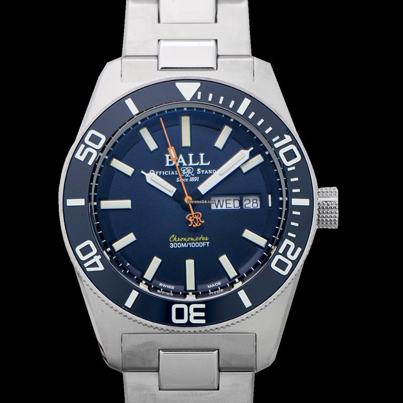 Ball Engineer Master II Skindiver DM3308A-S1C-BE 2021 new