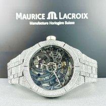 Maurice Lacroix AIKON Steel 45mm Transparent