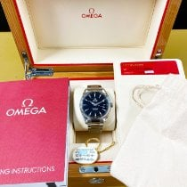 Omega Steel 41.5mm Automatic 231.10.42.21.01.003 pre-owned United States of America, California, Pasadena