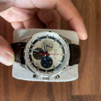 Zenith El Primero Original 1969 Steel 38mm Silver No numerals United States of America, Virginia, Alexandria