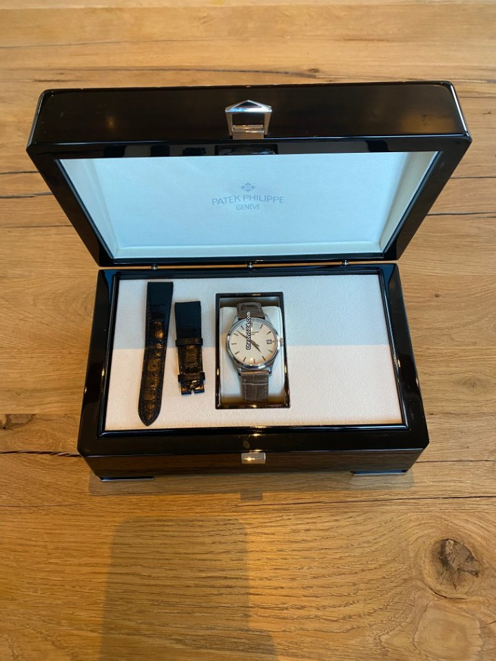 Patek Philippe Calatrava For 26 500 For Sale From A Private Seller On Chrono24