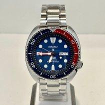 Seiko Prospex Steel 45mm Blue No numerals United States of America, New York, NY