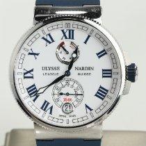 Ulysse Nardin Marine Chronometer Manufacture Steel 43mm White Roman numerals United States of America, Nevada, Las Vegas