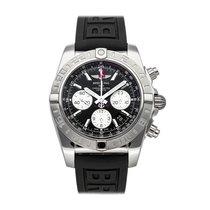 Breitling Chronomat 44 GMT Steel 44mm Black No numerals United States of America, Pennsylvania, Bala Cynwyd