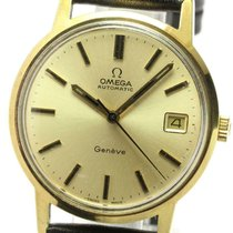 Omega Genève Steel 35mm Silver No numerals United States of America, New Jersey, Upper Saddle River