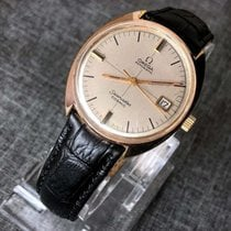 Omega Seamaster Gold/Steel 36mm Champagne No numerals United States of America, New Jersey, Upper Saddle River