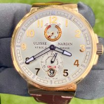 Ulysse Nardin Marine Chronometer Manufacture Rose gold 43mm Silver Arabic numerals United States of America, Texas, Plano