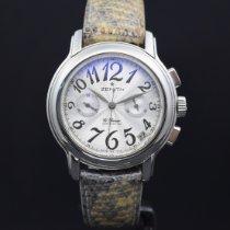 Zenith El Primero Chronomaster Lady Acero 38mm Plata Arábigos