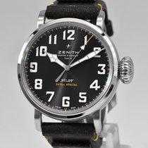 Zenith Pilot Type 20 neu Automatik Uhr mit Original-Box und Original-Papieren 03.2434.679/20.I010