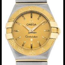 歐米茄 Constellation Quartz 新的 2020 石英 附正版包裝盒和原版文件的手錶 123.20.24.60.08.001