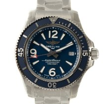 Breitling Superocean 42 Steel 42mm Blue