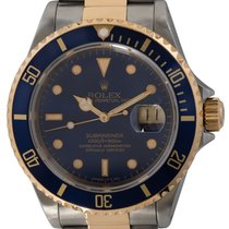 Rolex 16613 Gold/Steel 1995 Submariner Date 40mm pre-owned United States of America, Texas, Austin