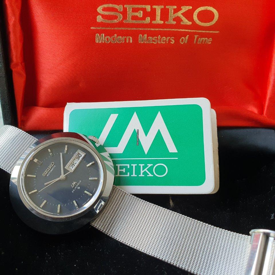 Seiko 5606-7200 pre-owned