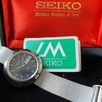 Seiko 5606-7200 Very good Tungsten 38mm Automatic